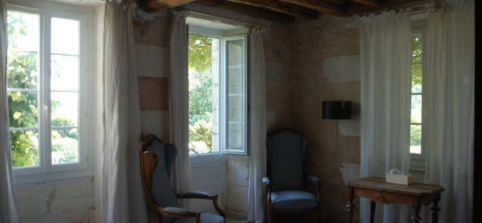 Chambres d'hôtes Champ Fleuri - Angouleme Charente - Chambre Valois - Chambre