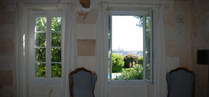 Chambres d'hôtes Champ Fleuri - Angouleme Charente - Chambre Valois - Fauteuils
